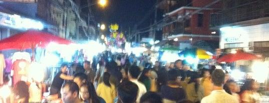 ถนนคนเดินวัวลาย is one of Chiang Mai To Do.