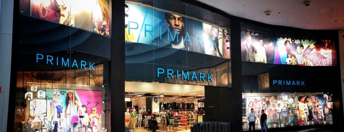 Primark is one of Grandes Superficies de Compra.