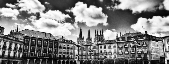 Plaza Mayor is one of Mis sitios.