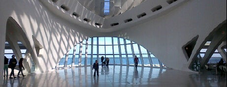 Milwaukee Art Museum is one of Top American and Canadian Art Museums.
