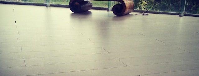Surya Yoga is one of Tempat yang Disimpan Hildeberto.