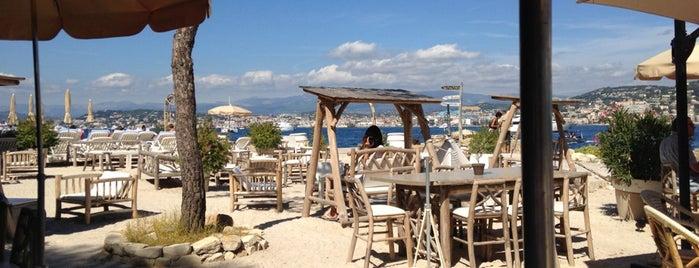 Dinner in Cote d'Azur