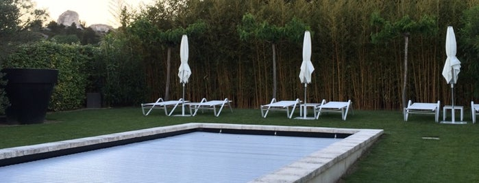 B Design  Hotel & Spa is one of Design Hotels.