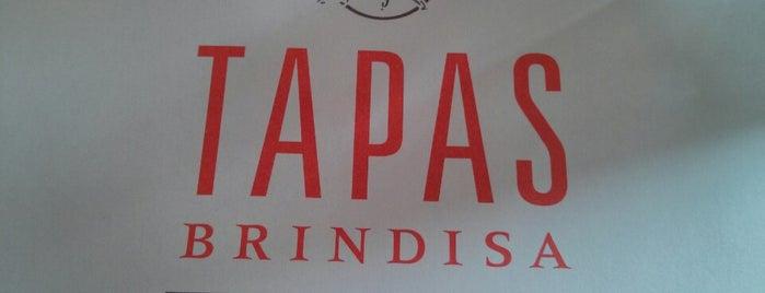 Tapas Brindisa is one of LONDON.
