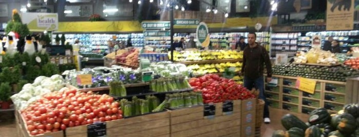 Whole Foods Market is one of Chicago staples.