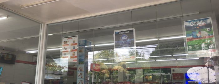 Circle K is one of Бали.