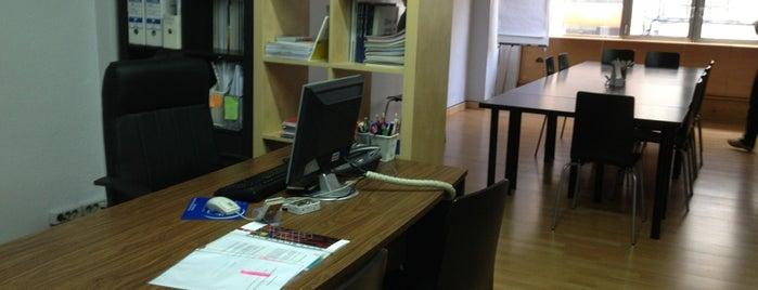 Colegio Oficial de Ingenieros Informáticos del Principado de Asturias is one of Orte, die Luis gefallen.