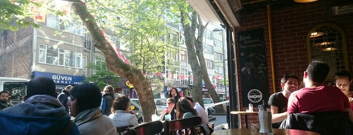 Coffee Co. NY is one of İstanbul'da kahve molası...