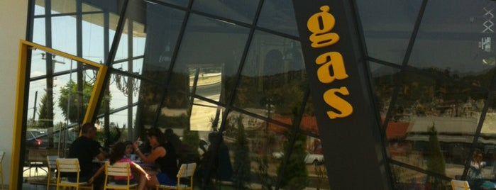 Cafe Gas is one of Çanakkale.