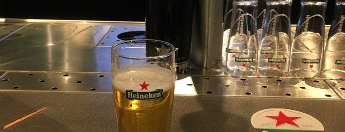 Музей пива Heineken Experience is one of Deepak : понравившиеся места.