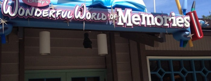 Disney's Wonderful World Of Memories is one of My vacation @ FL2.