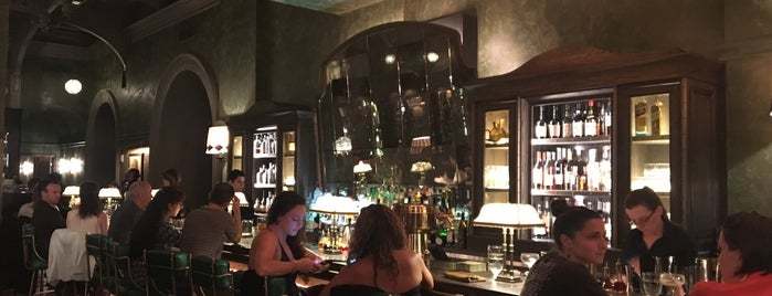 The Beekman, A Thompson Hotel is one of NYC Bars.
