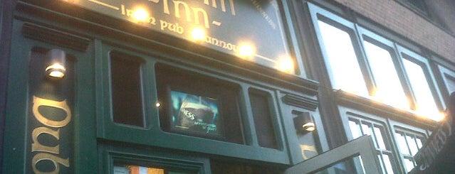 Dublin Inn is one of Die 30 beliebtesten Irish Pubs in Deutschland.