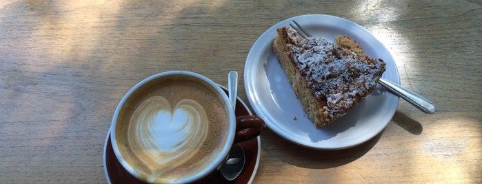 Stumptown Coffee Roasters is one of Seattle.