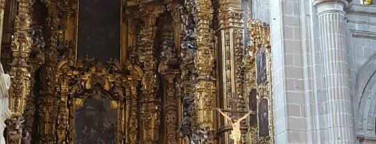 Catedral Metropolitana de la Asunción de María is one of De-Efe.
