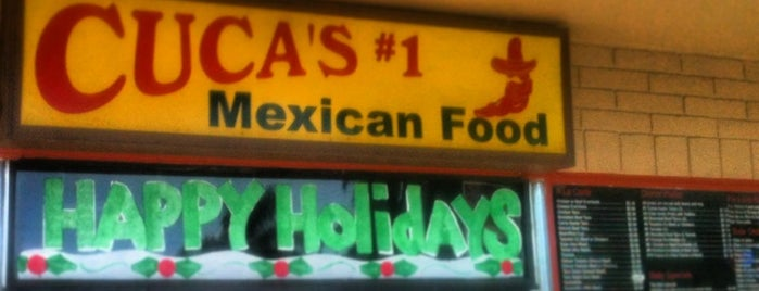 Cuca's is one of Inland Empire Independent Businesses.