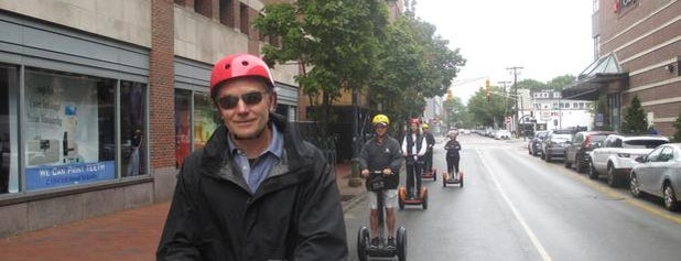 Boston Segway is one of Things to do in Boston.