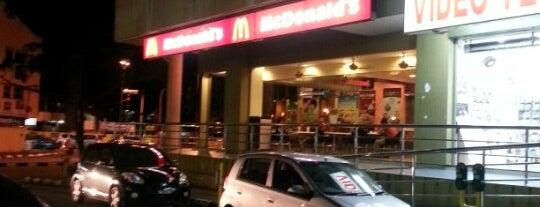 McDonald's is one of MUNDO À FORA.