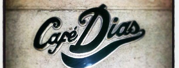 Café Dias is one of A ir.