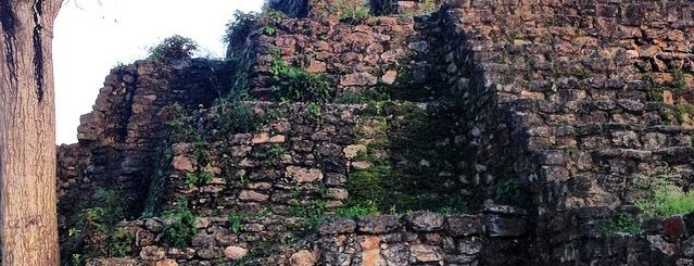 Chacchoben Ruins is one of Lugares favoritos de @im_ross.