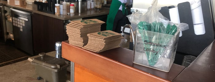 Starbucks is one of Orte, die Zuno gefallen.