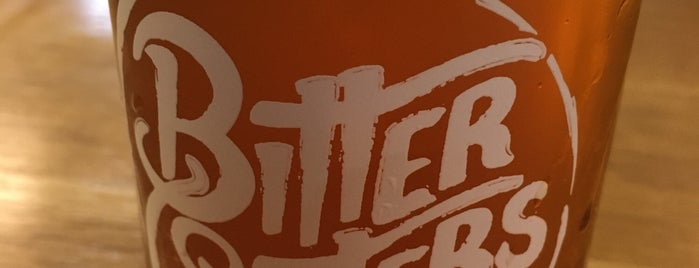Bitter Sisters Brewing Company is one of Jeff 님이 좋아한 장소.