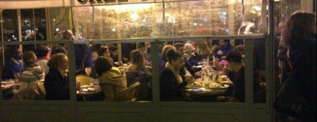 Chez Prosper is one of Paris Resto.