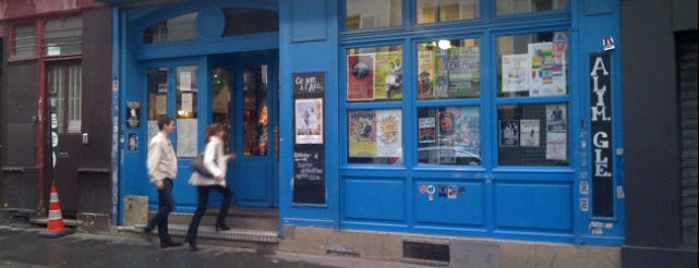 L'Alimentation Générale is one of LIVE MUSIC PARIS.