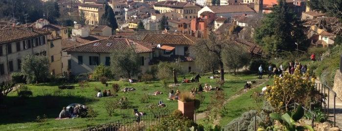 Jardín de la Rosa is one of Lugares favoritos de Ieva.