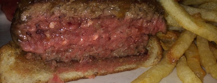 Minetta Tavern is one of Burgers of New York.