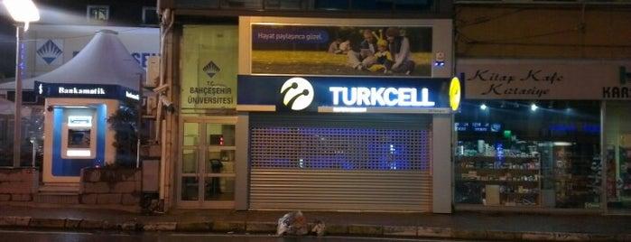 Turkcell İletişim Merkezi is one of Istambul.