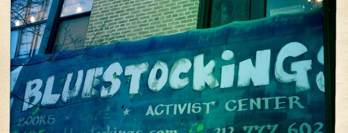 Bluestockings is one of Places To Visit.