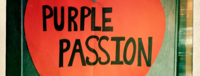 Purple Passion is one of Favorite Sex Shops.