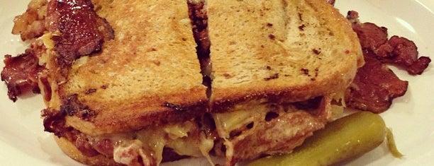 Eisenberg's Sandwich Shop is one of Foursquare Flatiron - Food.