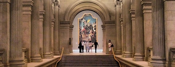 The Metropolitan Museum of Art is one of Best Places to Visit.