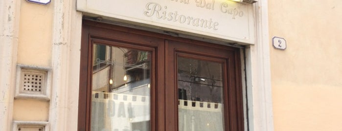 Osteria Dal Capo is one of Padua, Italy.