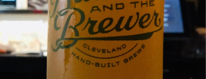 Butcher and the Brewer is one of Cleveland.