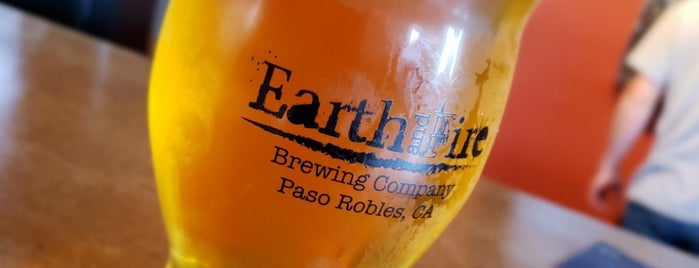 Earth and Fire Brewing Company is one of California Breweries 3.