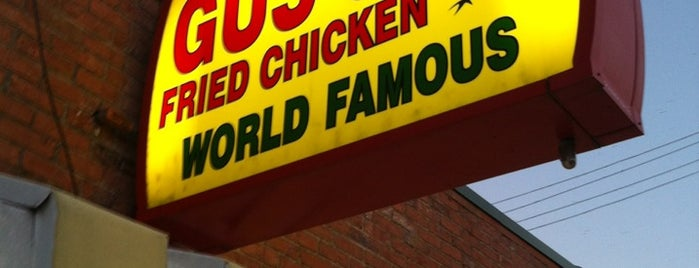 Gus's Fried Chicken is one of Orte, die Nick gefallen.