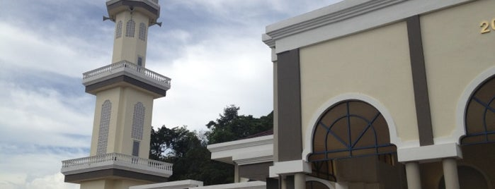Masjid Besar Bentong is one of @Bentong, Pahang.