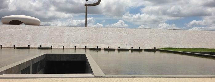 Memorial JK is one of BSB.