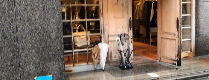 Engineered Garments Tokyo is one of Tokyo.