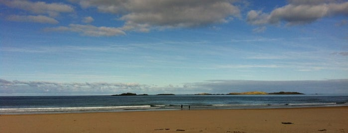 Portrush is one of Mark's list of Ireland.