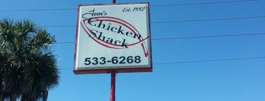 Tom's Chicken Shack is one of FL places I want to visit.