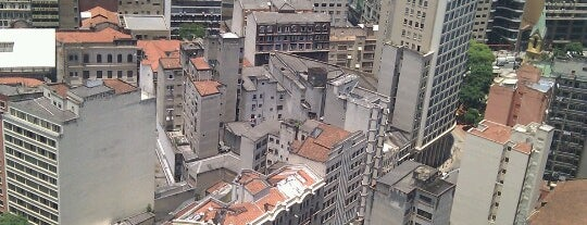Edifício Mirante do Vale is one of Sampa 460 :).