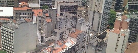 Edifício Mirante do Vale is one of Sampa 460 :).