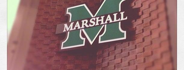 2013 Elevate - Marshall University
