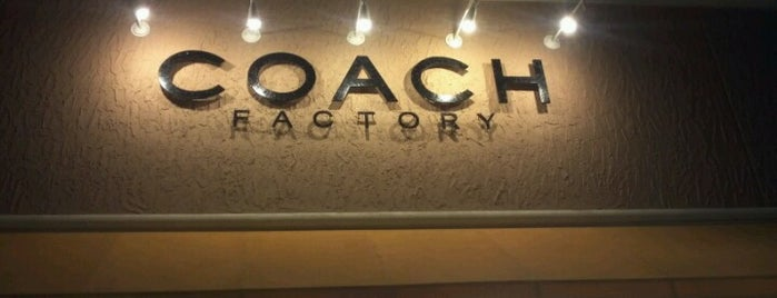 COACH Outlet is one of All-time favorites in United States.