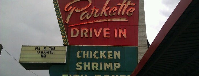 The Parkette Drive-In is one of Places to visit in the US of A!.