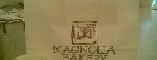 Magnolia Bakery is one of New York.